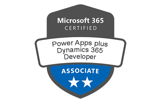 Microsoft Certified: Power Apps + Dynamics 365 Developer Associate Exams