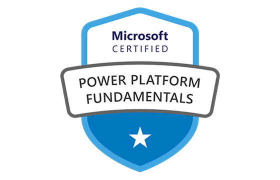 Microsoft Certified Power Platform Fundamentals Exams